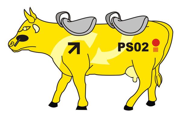 Vaca Coletivo by Popstencil